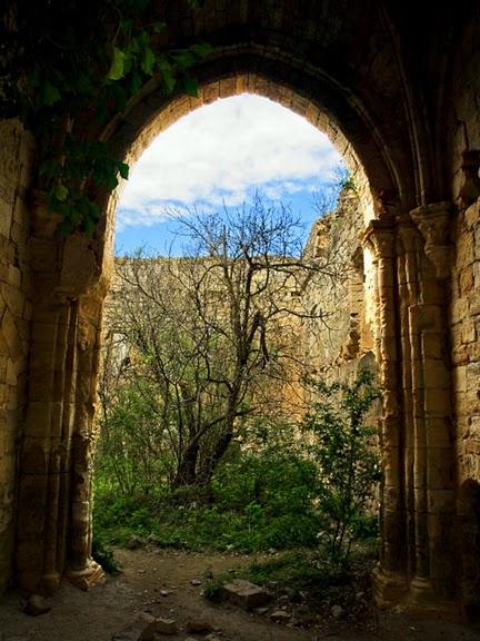Монастырь Санта Мария де Бонаваль - Monasterio de Santa Maria de Bonaval 54902
