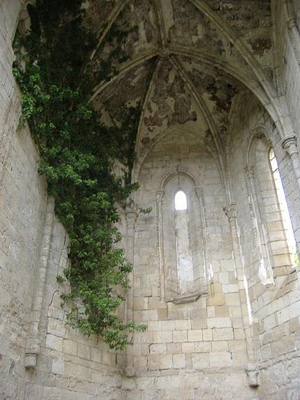 Монастырь Санта Мария де Бонаваль - Monasterio de Santa Maria de Bonaval 20990