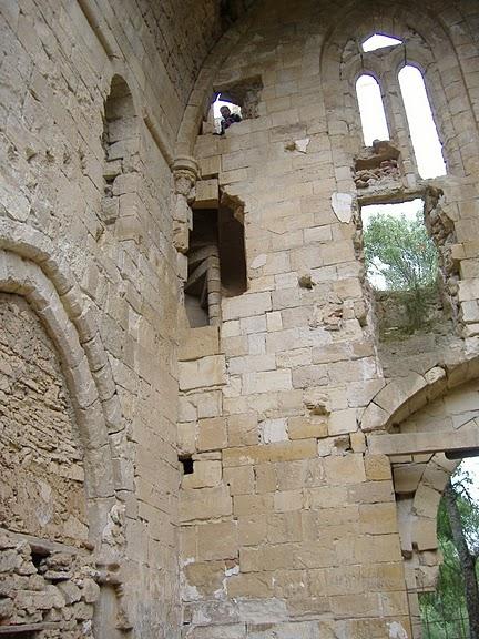 Монастырь Санта Мария де Бонаваль - Monasterio de Santa Maria de Bonaval 11124