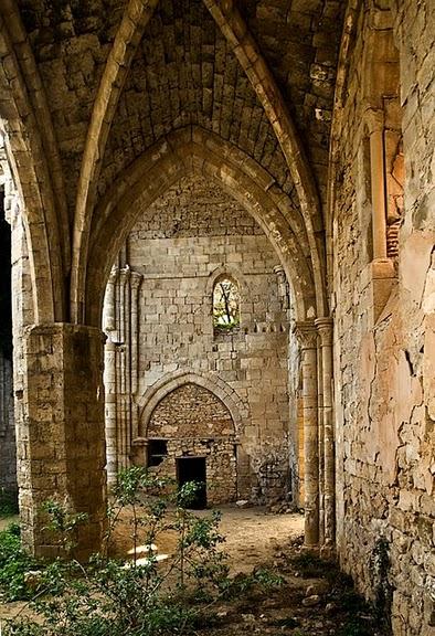 Монастырь Санта Мария де Бонаваль - Monasterio de Santa Maria de Bonaval 58881