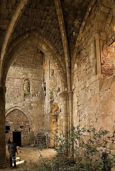 Монастырь Санта Мария де Бонаваль - Monasterio de Santa Maria de Bonaval 36645