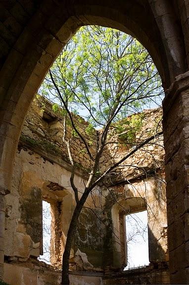 Монастырь Санта Мария де Бонаваль - Monasterio de Santa Maria de Bonaval 31430