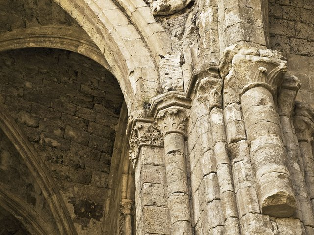 Монастырь Санта Мария де Бонаваль - Monasterio de Santa Maria de Bonaval 42368