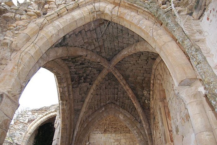 Монастырь Санта Мария де Бонаваль - Monasterio de Santa Maria de Bonaval 11277
