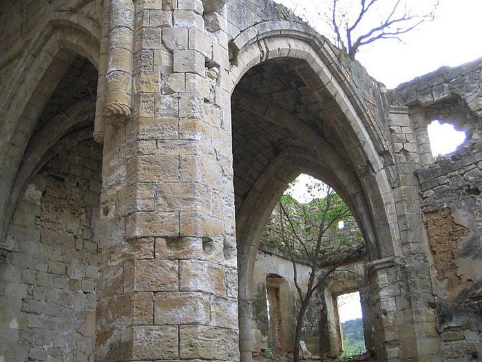 Монастырь Санта Мария де Бонаваль - Monasterio de Santa Maria de Bonaval 18811