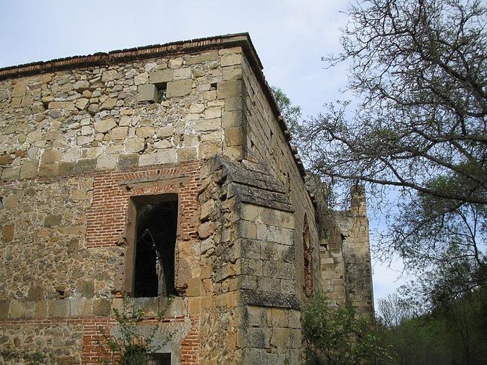 Монастырь Санта Мария де Бонаваль - Monasterio de Santa Maria de Bonaval 69181