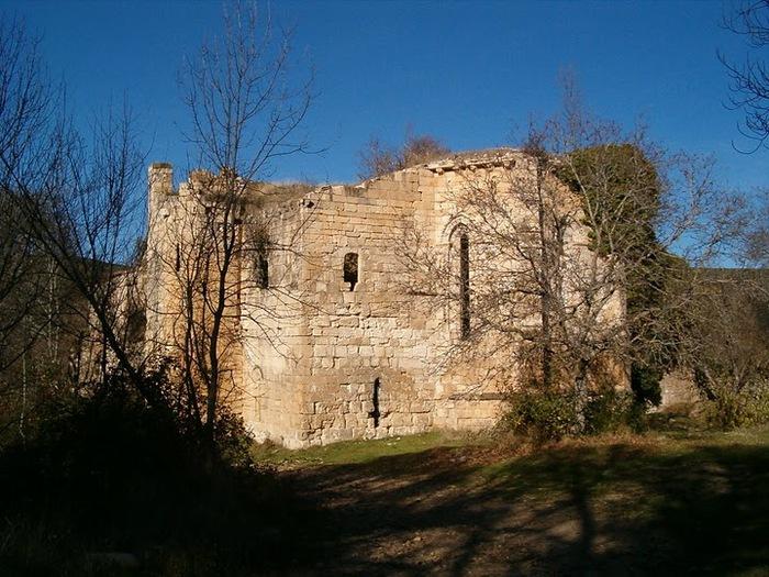 Монастырь Санта Мария де Бонаваль - Monasterio de Santa Maria de Bonaval 35084