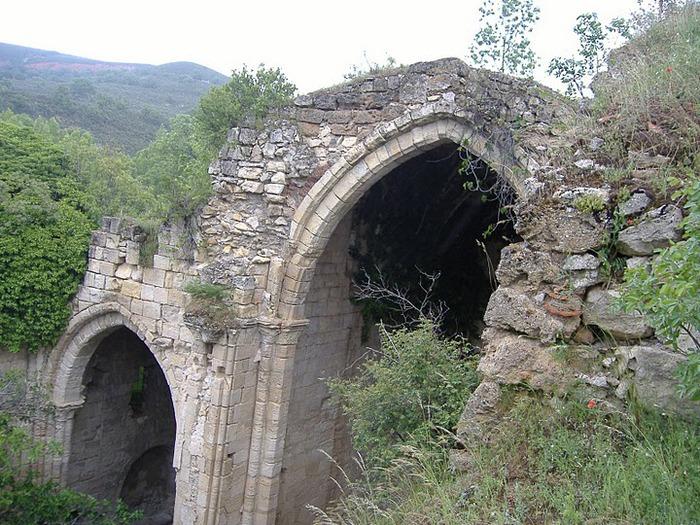 Монастырь Санта Мария де Бонаваль - Monasterio de Santa Maria de Bonaval 81465