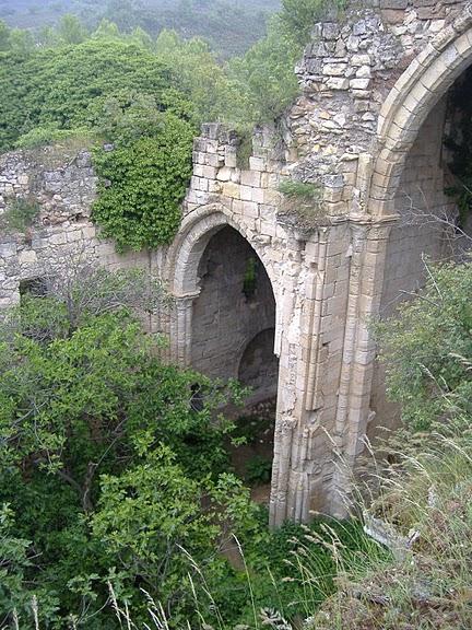 Монастырь Санта Мария де Бонаваль - Monasterio de Santa Maria de Bonaval 86676