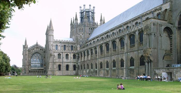 кафедральный собор Эли - (Англия). 26936