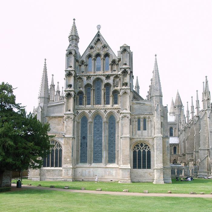кафедральный собор Эли - (Англия). 88200