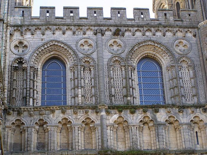 кафедральный собор Эли - (Англия). 74911
