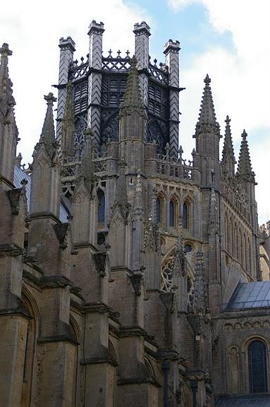 кафедральный собор Эли - (Англия). 42383