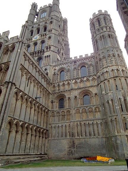 кафедральный собор Эли - (Англия). 99896
