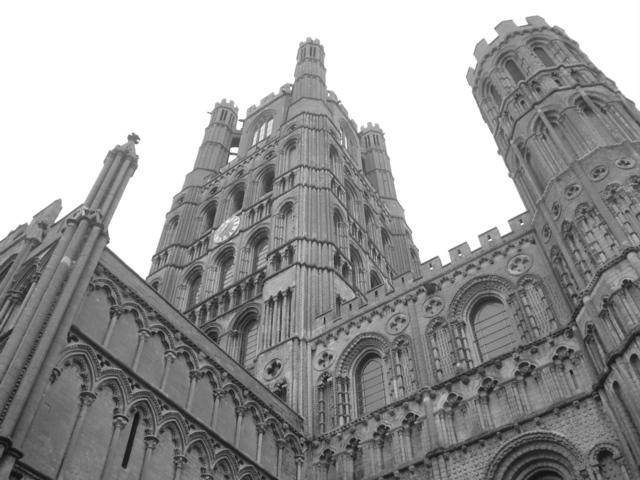 кафедральный собор Эли - (Англия). 23691