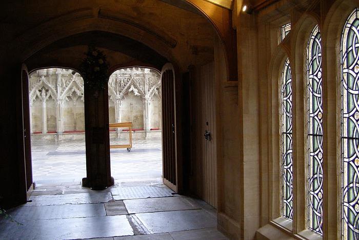 кафедральный собор Эли - (Англия). 18394