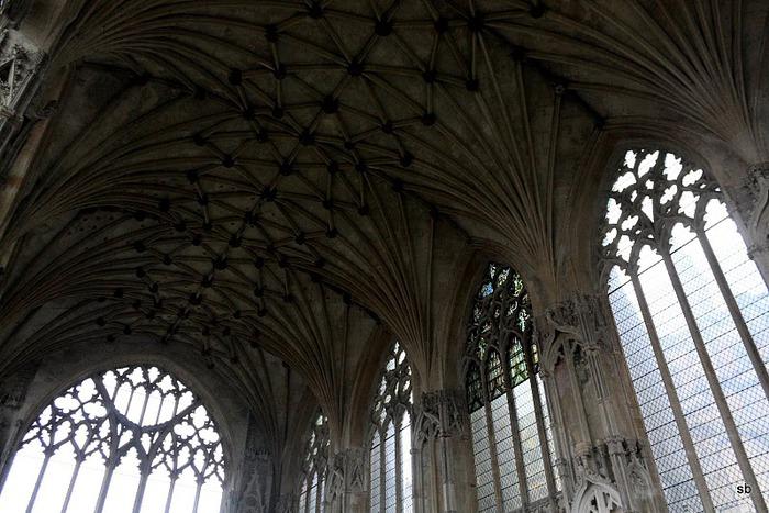 кафедральный собор Эли - (Англия). 57605