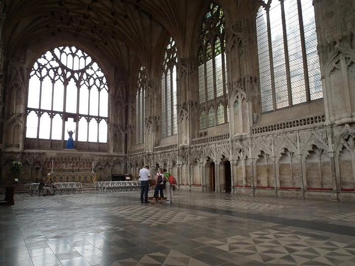 кафедральный собор Эли - (Англия). 83122