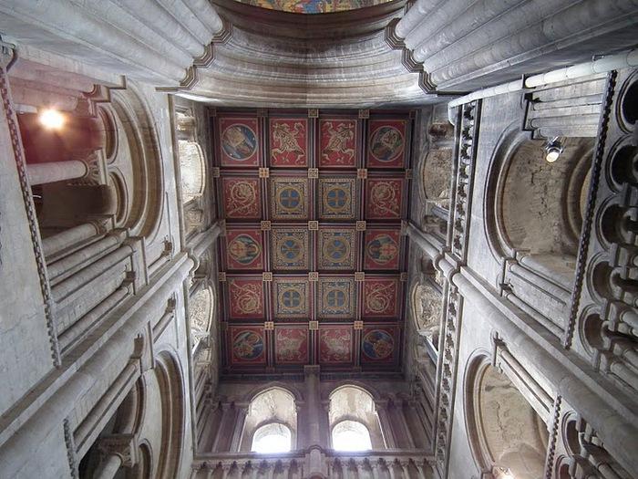 кафедральный собор Эли - (Англия). 60253