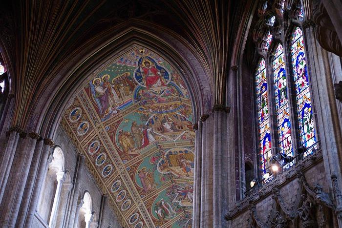 кафедральный собор Эли - (Англия). 49995