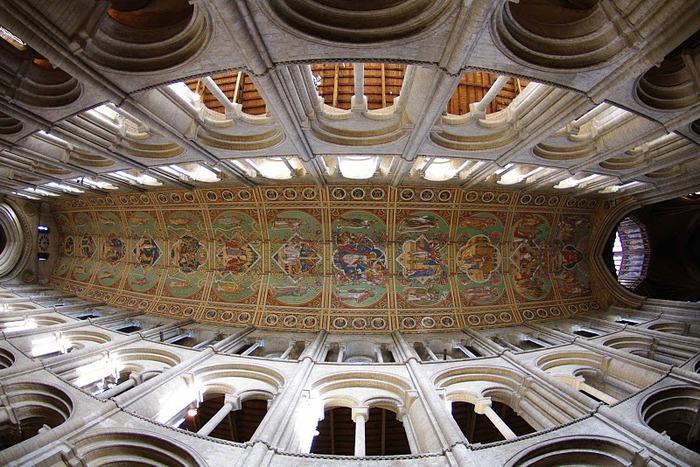 кафедральный собор Эли - (Англия). 19069