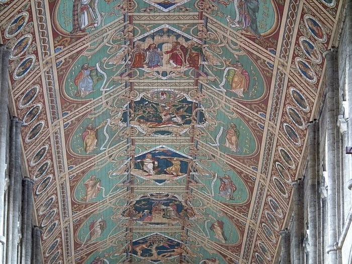 кафедральный собор Эли - (Англия). 63162