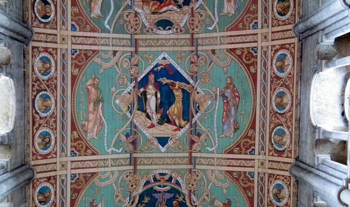 кафедральный собор Эли - (Англия). 77091