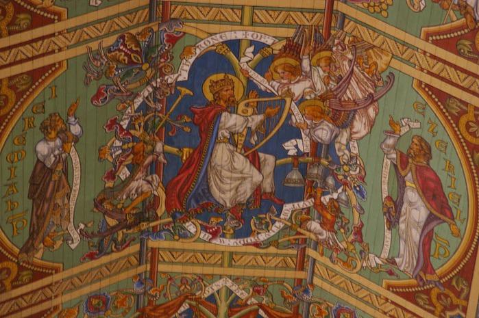 кафедральный собор Эли - (Англия). 83532