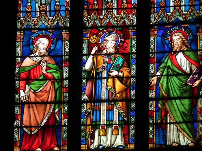 кафедральный собор Эли - (Англия). 74280