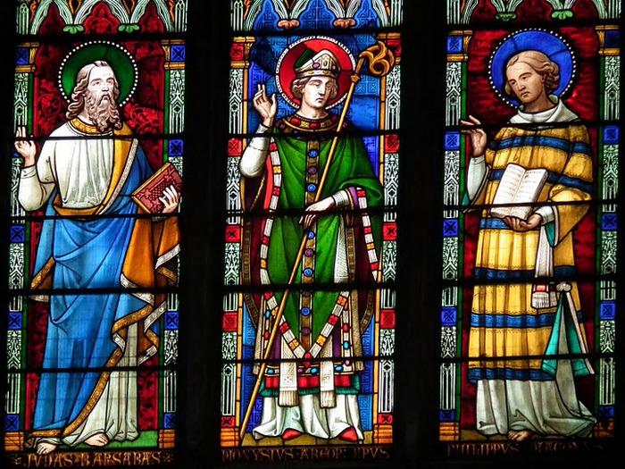 кафедральный собор Эли - (Англия). 59823