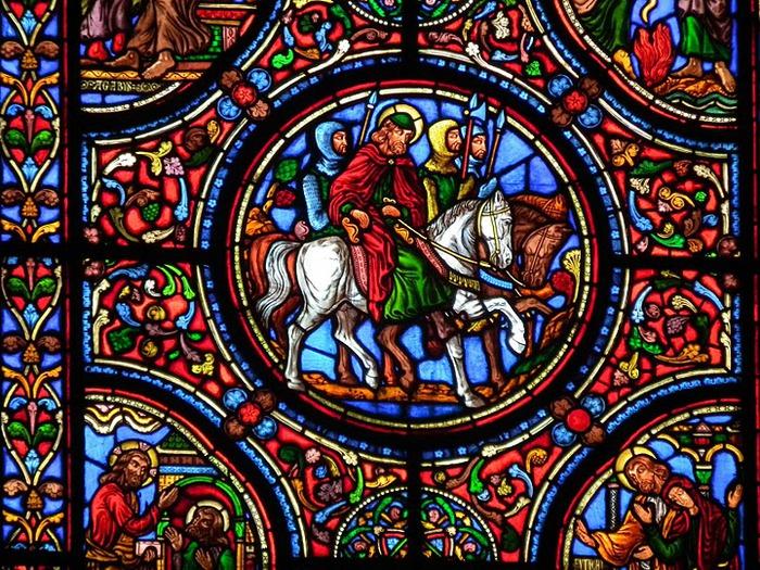 кафедральный собор Эли - (Англия). 62468