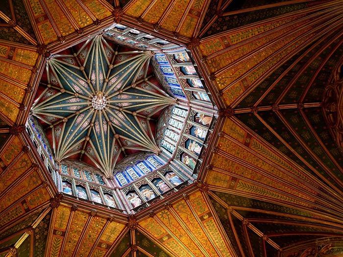 кафедральный собор Эли - (Англия). 15968