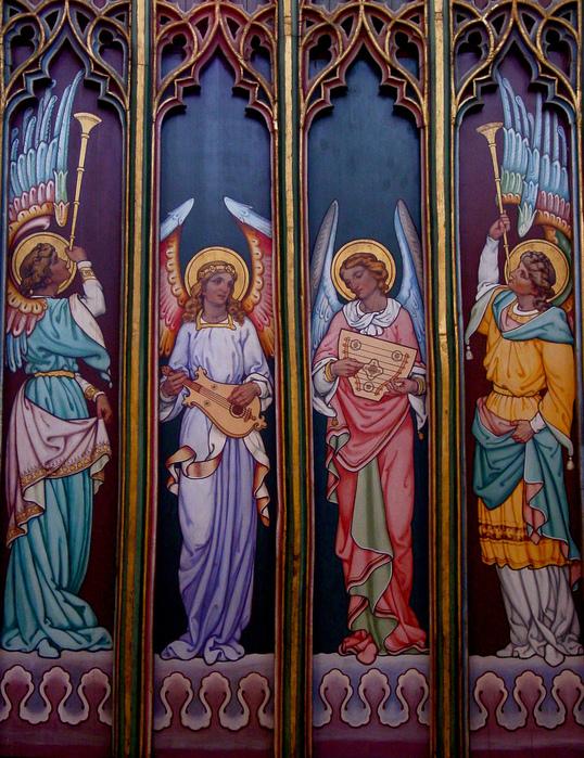 кафедральный собор Эли - (Англия). 37396
