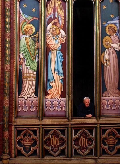 кафедральный собор Эли - (Англия). 72452
