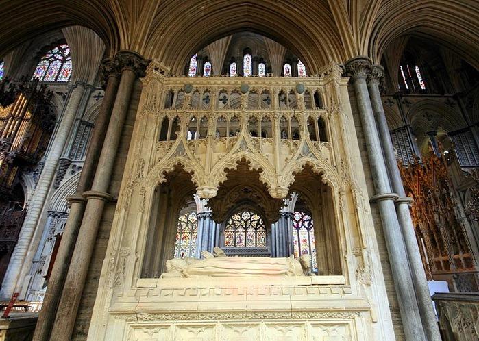 кафедральный собор Эли - (Англия). 64090