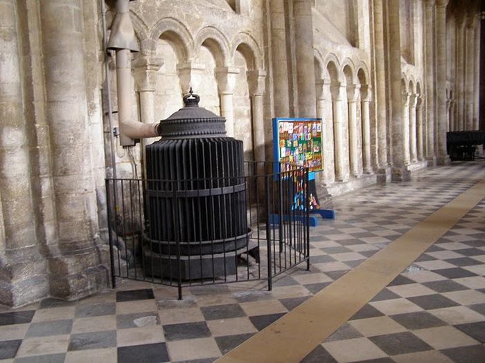 кафедральный собор Эли - (Англия). 15692
