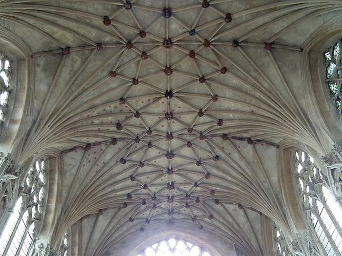 кафедральный собор Эли - (Англия). 22113