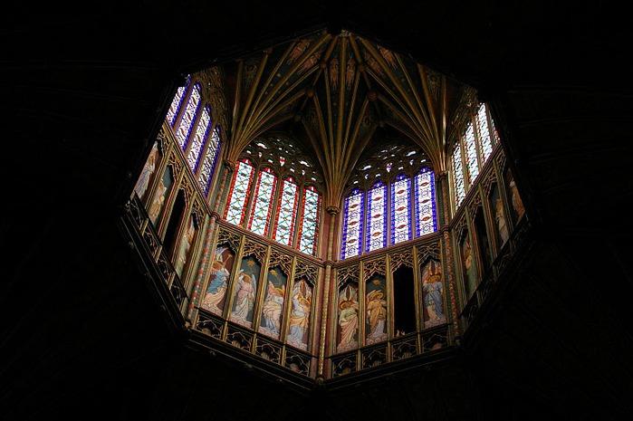кафедральный собор Эли - (Англия). 33734