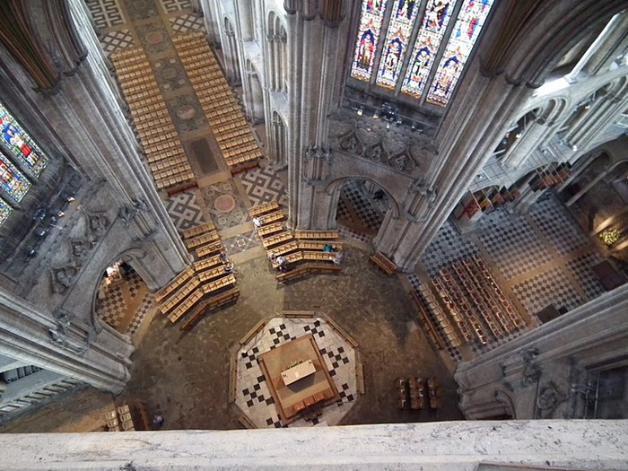 кафедральный собор Эли - (Англия). 42472