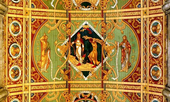 кафедральный собор Эли - (Англия). 20422