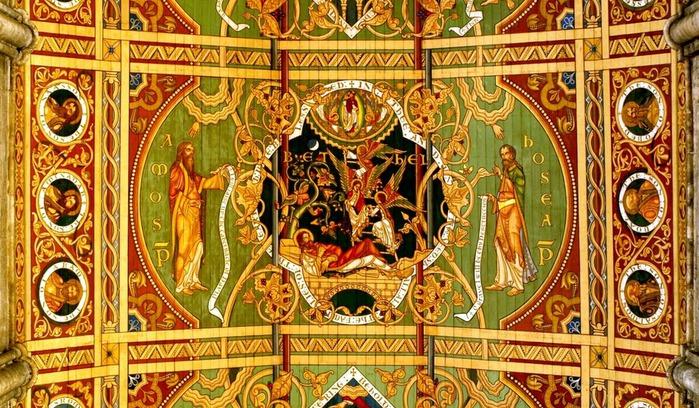 кафедральный собор Эли - (Англия). 72618