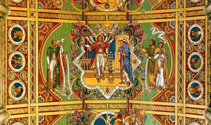 кафедральный собор Эли - (Англия). 17233