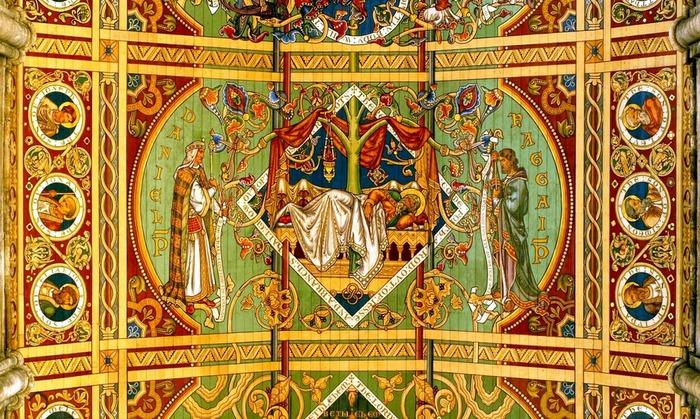 кафедральный собор Эли - (Англия). 13193
