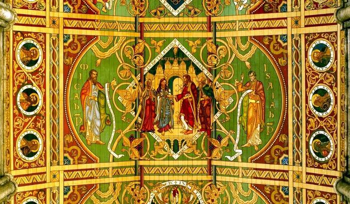 кафедральный собор Эли - (Англия). 68077