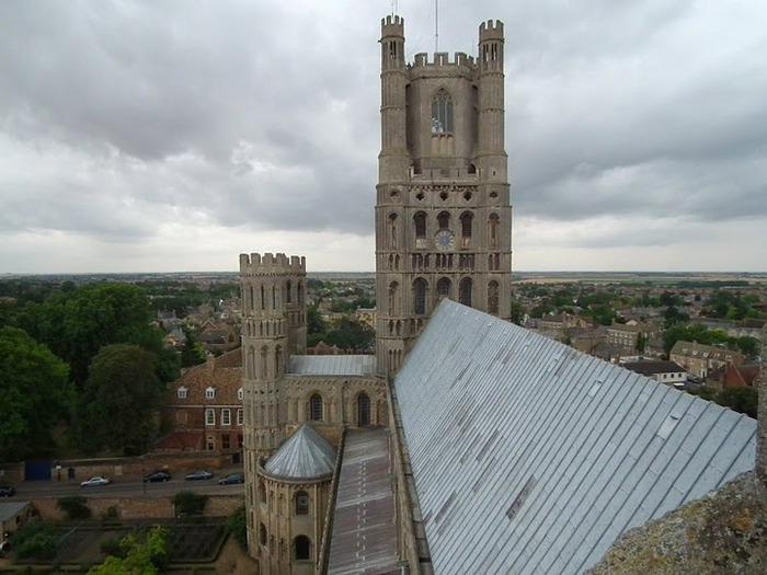 кафедральный собор Эли - (Англия). 84809