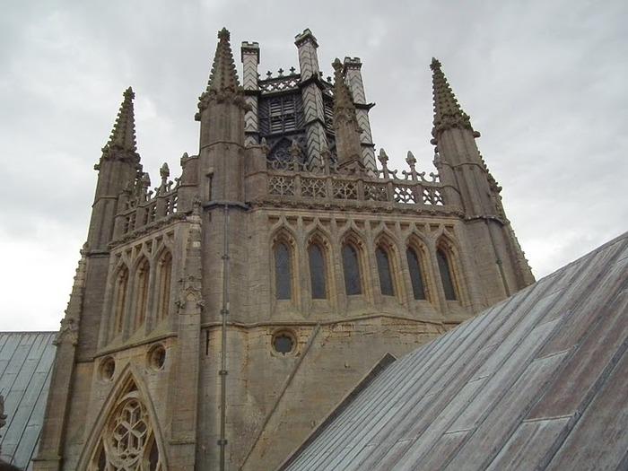 кафедральный собор Эли - (Англия). 79034