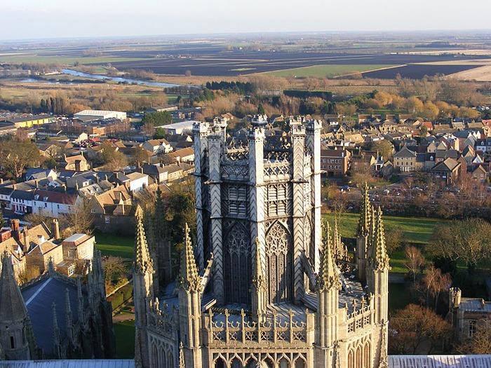 кафедральный собор Эли - (Англия). 94248