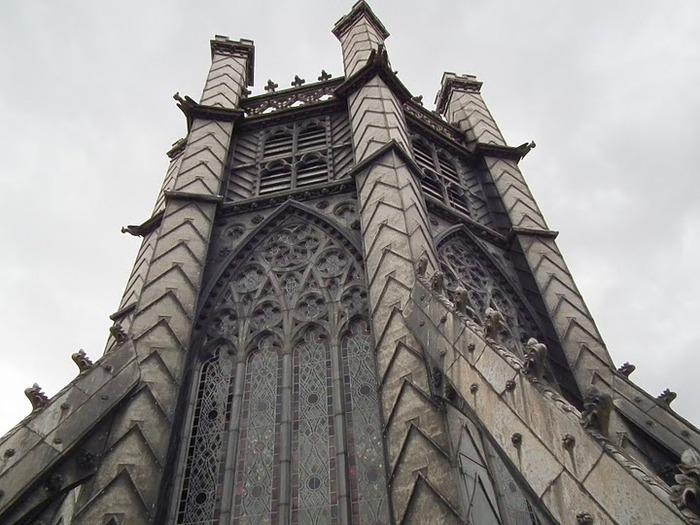кафедральный собор Эли - (Англия). 26491