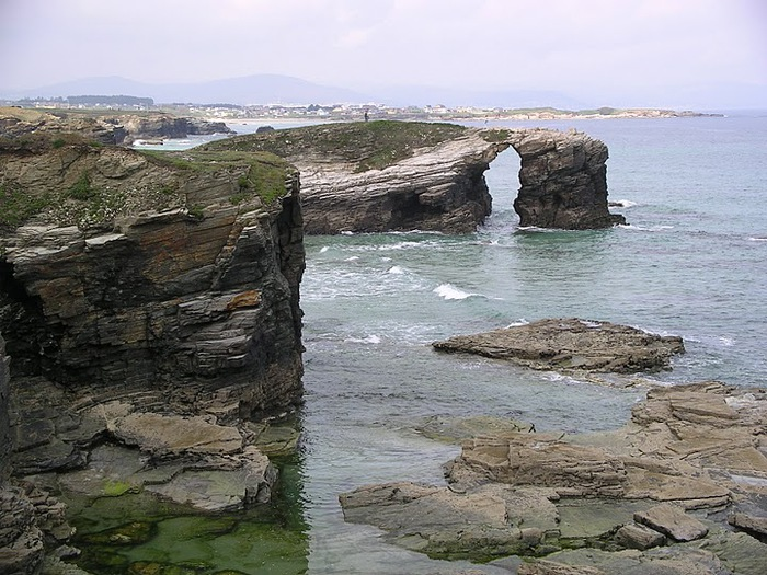 Playa de las catedrales 99424