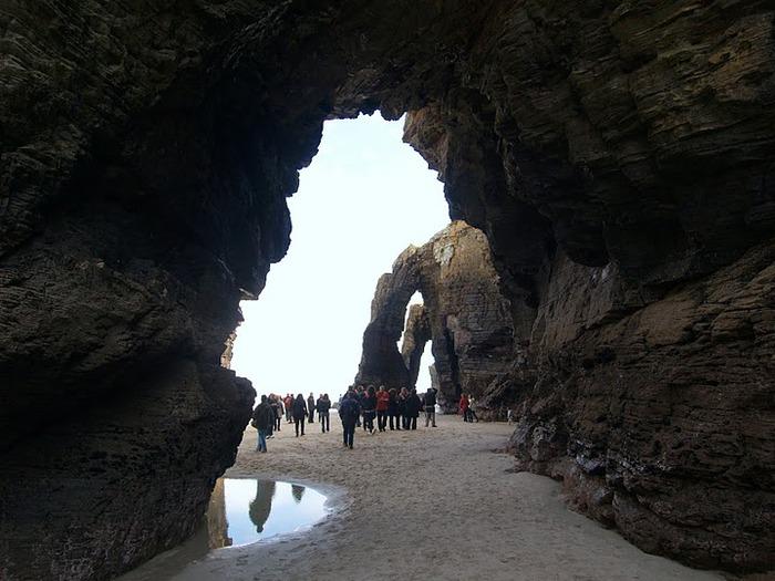 Playa de las catedrales 67328